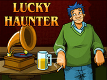 Новая игра Lucky Haunter в казино Вулкан